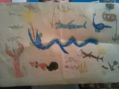 Sea creatures 9 years old