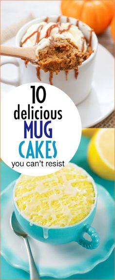 Delicious Mug Cake R
