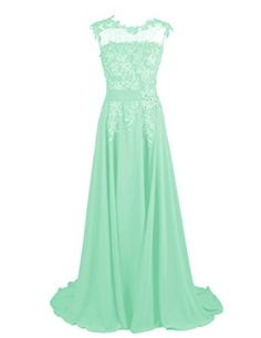 Dresstells® Long Chiffon Prom Dress Homecoming Dress Bridesmaid Dress
