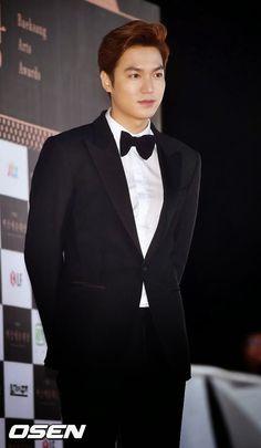 Lee Min Ho... Looking mighty fine!!