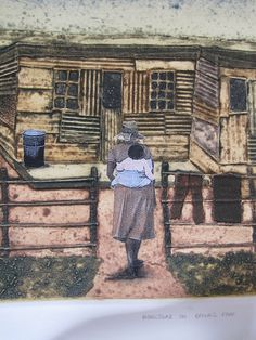 Collograph with collage Collagraph Printmaking, Drawing Sketches, Drawings, Caribbean Art, Pablo Picasso, Screen Printing, Arts And Crafts, Collage, African
