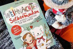 """""""Weihnachten zum Selbermachen"""" von Silke Schmidt. Rezension von sarahsuperwoman.de"""