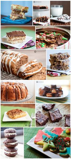 yummy holiday food ideas from one of my favorites!  @Karly Leidig Campbell