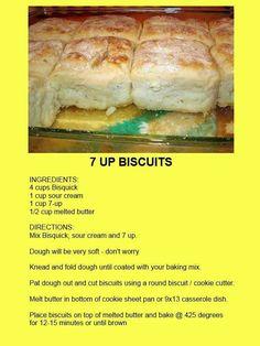 7-Up Bicuits
