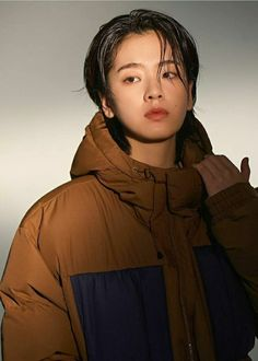 Short Curly Haircuts, Curly Hair Cuts, Lee Joo Young, Shot Hair Styles, Weightlifting Fairy Kim Bok Joo, Aesthetic Hair, Textured Hair, Cute Hairstyles, Pretty People