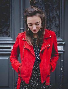 Avec Veste Du Images Cuir Tableau Leather Tenues 18 Meilleures En wBqanRxR1C