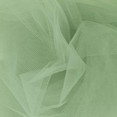 108'' Wide  Nylon Tulle Sage $2 a yd