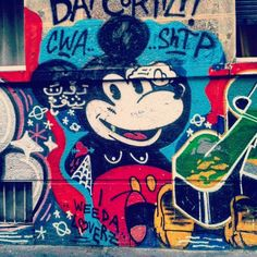 Mickey Mouse #mistreetartour #milano #navigli #milano2015 #milanocity #milanodavedere #milanodaclick #milanosiamonoi #milanosegreta #milanomonamour #street #streetart #streetpaint #streetartlovers #streetarteverywhere #streetigers #streetartitalia #streetartitaly #streetartmilano #graffiti #instagraffiti #instagraff #graffitiigers #murales #urbanart #stencilart by mistreetartour