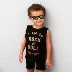 Cool clothing and accessories for your little legend. Newborn to 6 years.