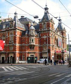 Amsterdam, photo made by Coqui de Vicente.