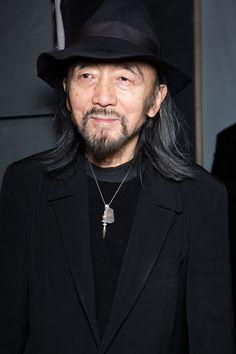 Yohji Yamamoto Paris Fall 2016