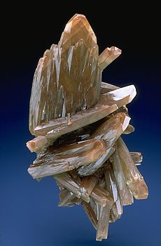 Barite is a major source of barium (Ba). Since it also contains the sulfate group, SO4, it is classified as a sulfate. Many sulfates form from the weathering of other minerals. They are often associated w/ore deposits