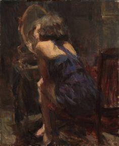 Tutt'Art@ | Pittura * Scultura * Poesia * Musica |: Ron Hicks, 1965 ~ Impressionist painter