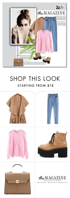 """""""Shein contest"""" by anabela-bela ❤ liked on Polyvore featuring shein"""