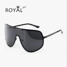 Oversized Men Polarized Face Sunglasses women sun shades big glasses Statement eyeglasses ss061 Halloween Promotion