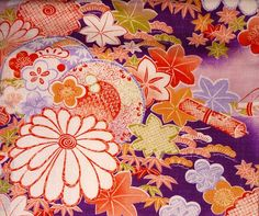 japanese silk kimono pattern fabric                                                                                                                                                                                 More