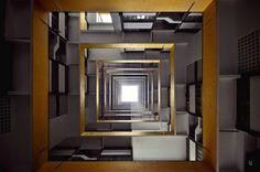 Vertical Horizon on Fubiz  By Romain Jacquet-Lagreze