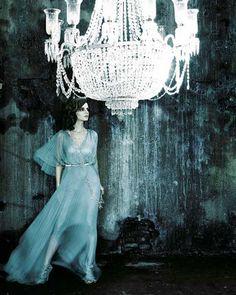 Susanne Roshan in Harper's Bazaar #susanne roshan #fashion