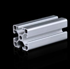 Aluminum Profile 4040 Extrusion Pipe grade 6063 L=500mm Free shipping All Sizes in Stock