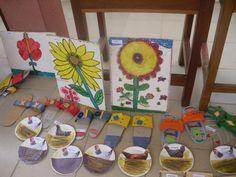 Art Exhibition(Playgroup to Grade 4) classroom display photo - SparkleBox
