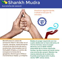 Shankh Mudra