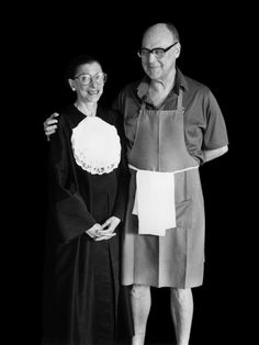 A new cookbook pays tribute to a master chef, the late Martin Ginsburg, husband of Justice Ruth Bader Ginsburg. Frozen lime souffle, anyone? Lawyer Fashion, Justice Ruth Bader Ginsburg, Lady Justice, Us Supreme Court, Call My Friend, Feminist Af, Riot Grrrl, Trail Blazers, Mariana