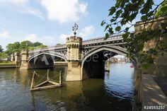 Skeldergate Bridge, York, UK