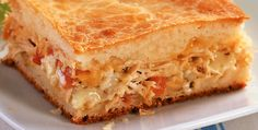 Receita de Torta de frango/Foto: Ormuzd Alves