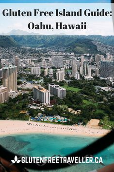 Gluten Free Island Guide: Oahu, Hawaii A place where you can get all the best places to eat gluten free in Oahu. All the best Gluten Free Restaurants, Gluten Free Bakeries and More. Oahu Hawaii, Hawaii Honeymoon, Hawaii Travel, Solo Travel, Travel Usa, Travel Tips, Places To Travel, Places To See, Oahu Vacation