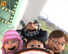 gru despicable me | ... for unlimited and unpredictable hilarious minions. Despicable Me 2