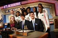 Sandy Spring Friends School: SSFS Quiz Bowl Team Advances to Playoffs on It's Academic