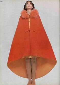 It wasn't long before Marie was promoted to Lead Traffic Cone.  ...PIERRE CARDIN