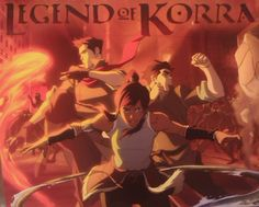 The Legend of Korra was a great sequel to the original Avatar series. I just overall really enjoyed the show. It's not necessarily anime but I love it either way.
