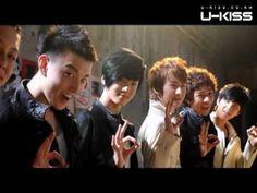 [MV].U-KISS - As Long As You Love Me. I love this version!