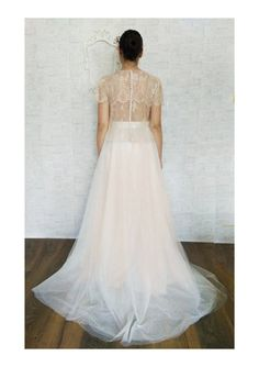 Ehi, ho trovato questa fantastica inserzione di Etsy su https://www.etsy.com/it/listing/516666881/bridal-tulle-skirt-separeted-wedding