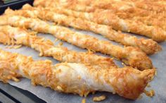 Easy Yummy Cheese Straws ~ Party food !! #cheese  #delicious #recipe