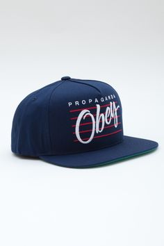 baa2a5c981c OBEY CLOTHING - OBEY SIDELINES SNAPBACK HAT  23 Hat World