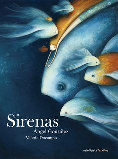 Sirenas  Ángel González y Valeria Docampo