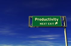 7 things you can do to be more productive at work today.