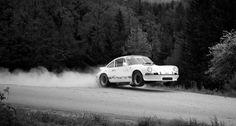 1973 Porsche 911 - RS 2.7L lightweight
