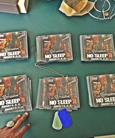 More Nosleep2 Mixtapes on Deck Go to Shiestemixking.com to order your mixtape or Dog Tag #HBG