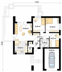 Ideas Para, Floor Plans, Flooring, How To Plan, Architecture, House, Houses, Places, Interiors