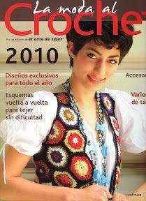 La Moda al Crochet 2010 - Alejandra Tejedora - Picasa Web Albums