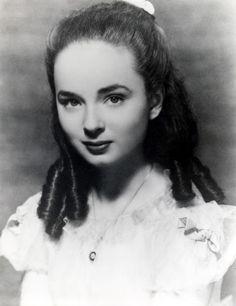 Ann Blyth - actress