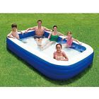 """My Sunshine 120"""" x 72"""" Inflatable Swimming Pool Kids Family Outdoor Garden Pool - http://home-garden.goshoppins.com/yard-garden-outdoor-living/my-sunshine-120-x-72-inflatable-swimming-pool-kids-family-outdoor-garden-pool/"""