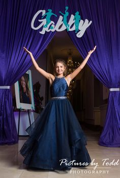 Bat Mitzvah for Gabby at the Hilton on City Ave! Bat Mitzvah Dresses, Bat Mitzvah Party, Prom Dresses, Formal Dresses, Mj, Philadelphia, Ball Gowns, Party Dress, City