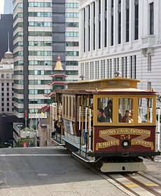 992cad8c86d San Francisco cable car system - Wikipedia, the free encyclopedia - Best Cable  Car Photos in San Francisco Fresh air-loving Willa enjoys riding the cable  ...