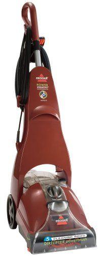 Bissell Powerbrush Full Sized Carpet Steamer And Carpet Shampooer