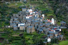 The medieval village of Monsanto in the municipality of Idanha-a-Nova, Monsanto, Beira, Portugal, Europe