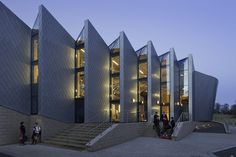 Galería - Auditorio Princesa Alexandra / Associated Architects LLP - 12
